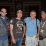 IO,MR. VIRGIL DONATI E MR.CARL PALMER